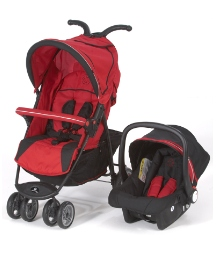 Petite Star City Bug Travel System