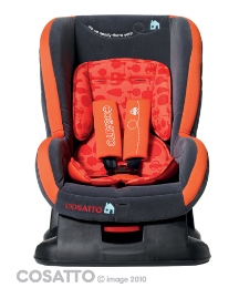 Cosatto Group 1 Moova Car Seat