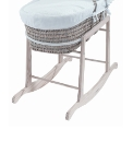Clair de Lune Rocking Moses Basket Stand
