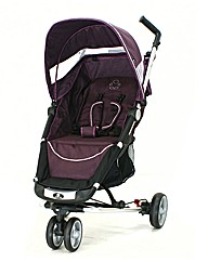 Petite Star ZiaX Stroller - Purple