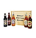 5 British Beers Crate
