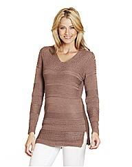 Textured Stitch Tunic