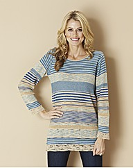 Multi Stitch Tunic