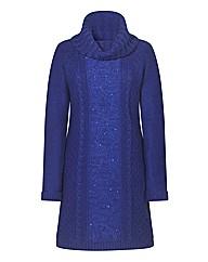 Knitted Jumper Dress