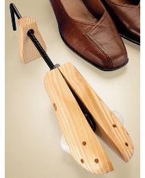 Two Way Pine Shoe Stretcher