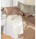 Pure Silk Bedding Range Flat Sheet