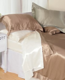 Pure Silk Bedding Range Duvet Cover