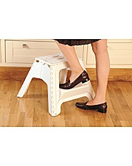 Portable Pop Up Step Stools Two Step