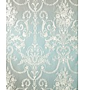 Romantic Voile Panel - Bouquet