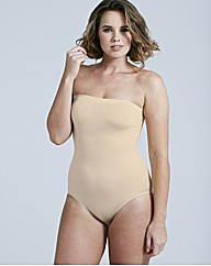 Maidenform Shiny Strapless Bodyshaper