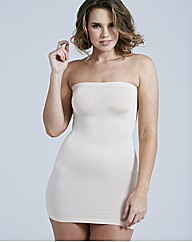 Maidenform Shiny Strapless Slip