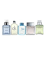 CK Mens Mini Set