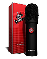 The Voice Womens 100ml EDT