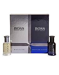 Boss Bottled Mens Duo Gift Set