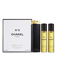 Chanel No. 5 Perfume Purse Spray Set