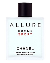 Chanel Allure Sport 50ml Aftershave