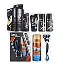 Gillette Glide Set & Lynx Mini Gift Tin