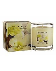 Made In England Vanilla Candle 35hr Burn