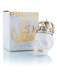 Police To be Queen 40ml EDP FREE Scarf