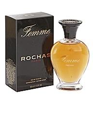 Rochas Femme 100ml EDT