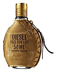 Diesel Fuel for Life Him 75ml EDT