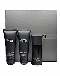 Armani Code Man Gift Set