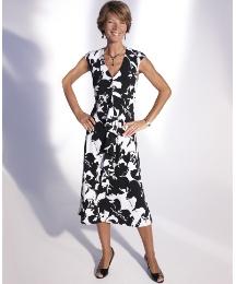 Waterfall Dress Length 43in