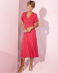 Plain Dress Length 45in