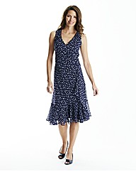 Spot Dress Length 41in.