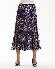 Print Skirt length 32 in.