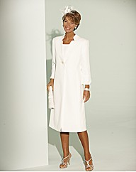 Long Dress Jacket Length 42in.