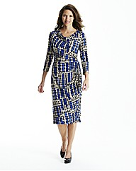 Dogtooth Dress