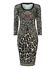Gerry Weber Printed Knit Dress
