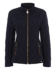 Gerry Weber Quilted Zip Jacket