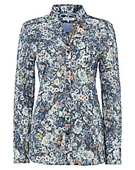 Gerry Weber Cotton Print Blouse