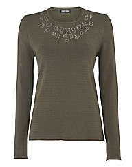 Gerry Weber Animal Shimmer Top