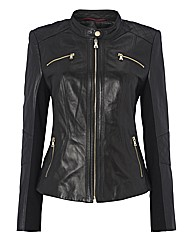 Gerry Weber Luxe Leather Jacket