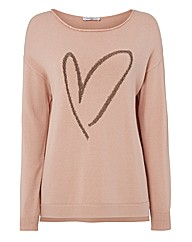 Thomas Rabe Heart Jumper