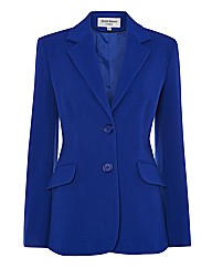 Helene Berman Wool-rich Blazer