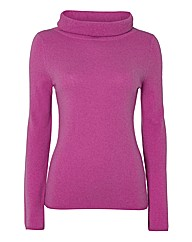 Estheme Cachemire Roll-neck Jumper