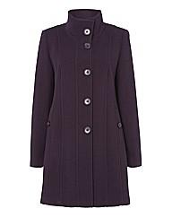 Lebek Wool & Cashmere Blend Coat