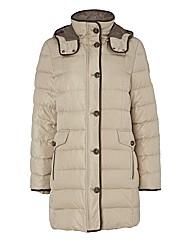 Lebek Padded Puffer Coat