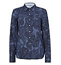 Erfo Paisley-print Shirt