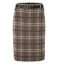 Gerry Weber Check Skirt