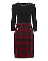 Gerry Weber Tartan Check Dress