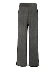 Sulu Melange Jersey Trousers