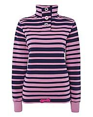 Alice Collins Striped Sweatshirt