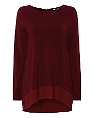 Betty Barclay Chiffon Hem Knit Tunic