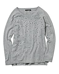 Betty Barclay Soft-knit Stud Jumper