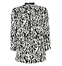 Betty Barclay Animal Spot Blouse